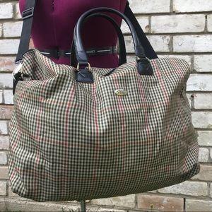 Large Diane von Furstenberg Duffle Carry-On Bag